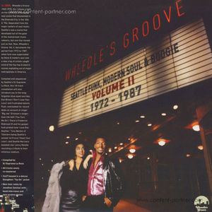 Various Artists - Wheedle's Groove: Seathle Funk