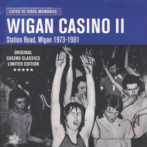 Various Artists - Wigan Casino II/Station Road, Wigan 1973-81