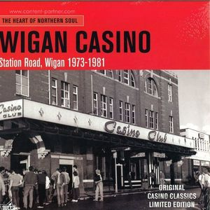 Various Artists - Wigan Casino/Station Road, Wigan 1973-81