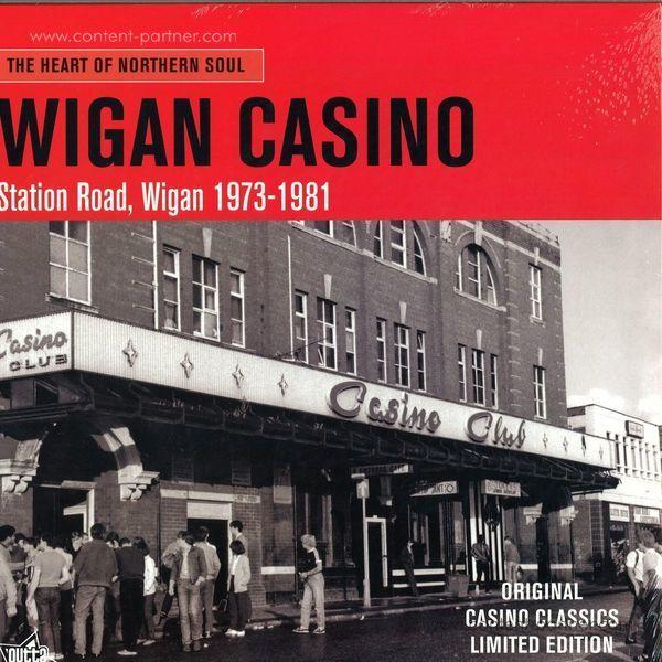 Various Artists - Wigan Casino/Station Road, Wigan 1973-81