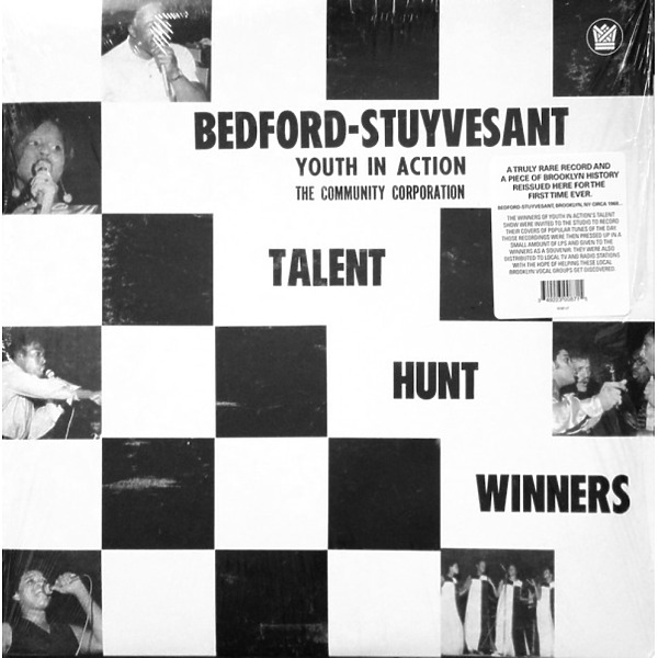 Various Artists - Yia Talent Hunt Winners (LP reissue)