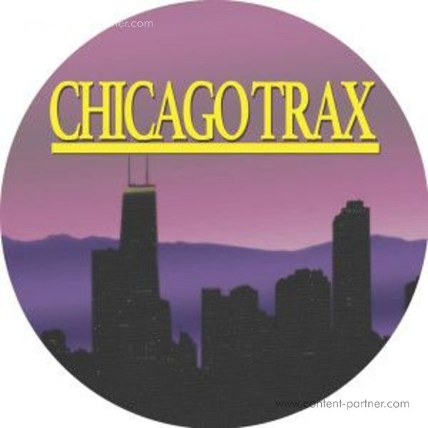 Various (Ron Hardy / Jesse Saunders) - Chicago Trax Vol. 1