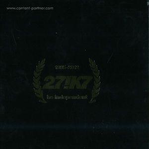 Various - 27!K7 Boxset