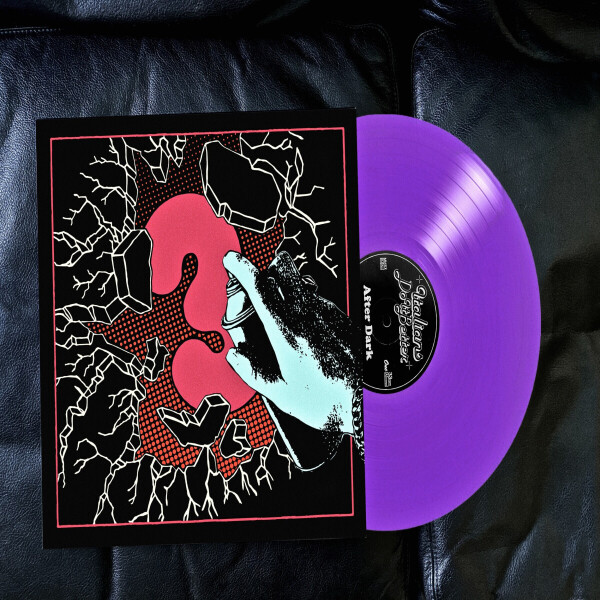 Various - After Dark 3: Italians Do It Better (3LP Purple) (Back)