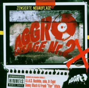 Various - Aggro Ansage Nr.2 X
