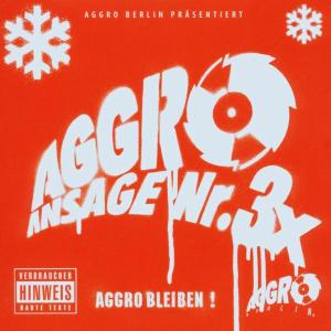 Various - Aggro Ansage Nr.3 X