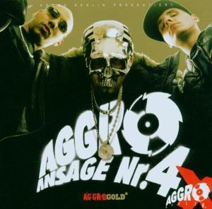 Various - Aggro Ansage Nr.4 X