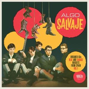 Various - Algo Salvaje Vol.1