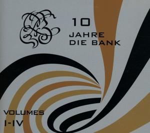 Various - Bank Vol.1-4,Die