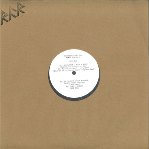 Various - Bavarian Stallion Remix Series 1 (Back)