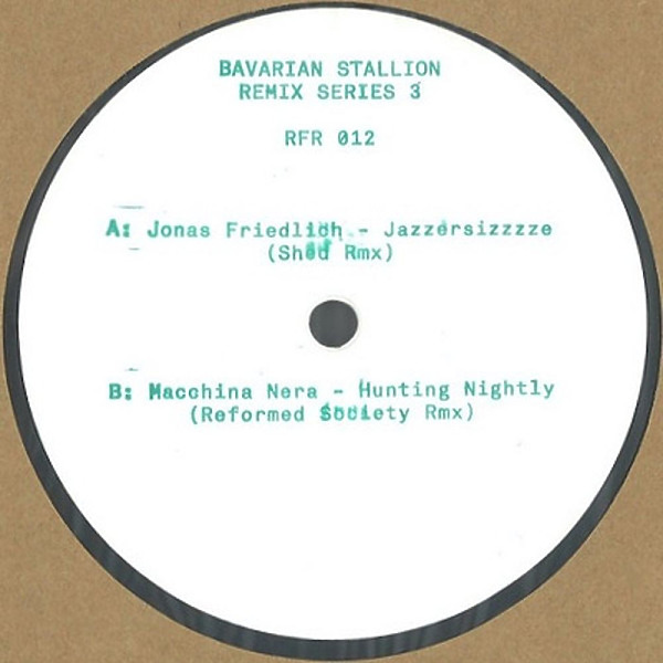 Various - Bavarian Stallion Remix Series 3