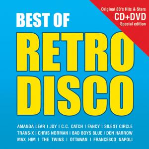 Various - Best Of Retro Disco CD+DVD