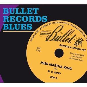 Various - Bullet Records blues