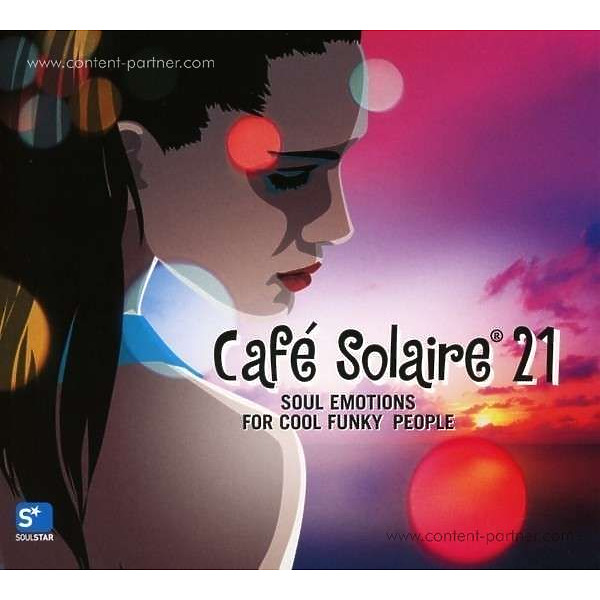 Various - Cafe Solaire 21