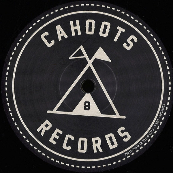 Various - Cahoots Records Volume 8 (Back)