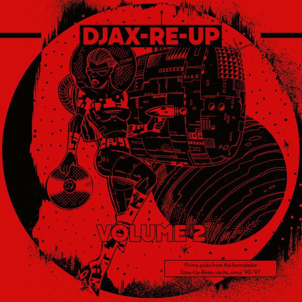Various - DJAX-RE-UP VOLUME 2 (DJAX-UP-BEATS)