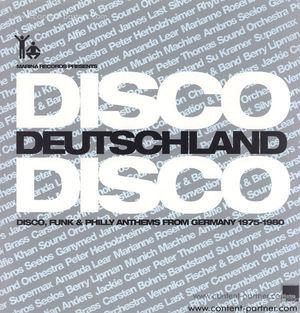 Various - Disco Deutschland (1975-80) (2LP)