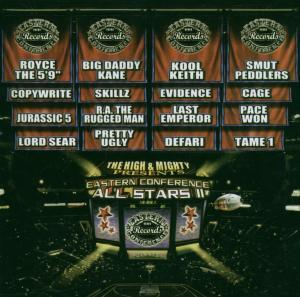Various - Eastern Conference Allstars Vol.2