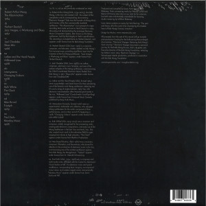 Various - Electronic Voyages: Early Moog recordings 1964-196 (Back)