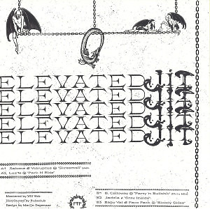 Various - Elevated Jit Vol.2 (Back)