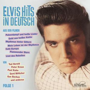 Various - Elvis Hits auf Deutsch Vol.1