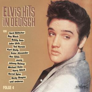 Various - Elvis Hits auf Deutsch Vol.4