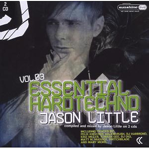 Various - Essential Hardtechno Vol.3-Mixed By Ja