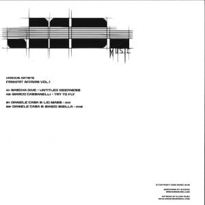 Various - Frnkfrt Affairs vol. 1 (Back)