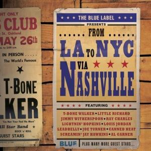 Various - From L.A.to N.Y.C.via Nashville