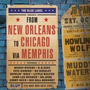 Various - From New Orleans to Chicago via Memphis