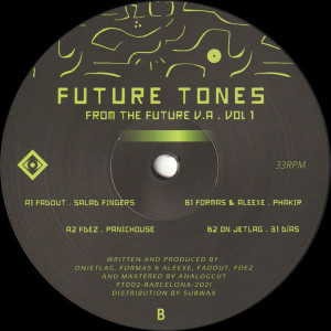 Various - From The Future Vol. 1