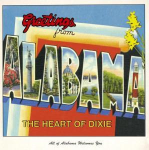 Various - Greetings From Alabama