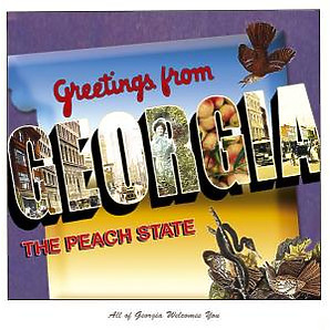 Various - Greetings From Georgia
