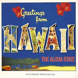 Various - Greetings From Hawaii