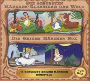 """Various - Grimms M""""rchen Boxset Folgen 1"""