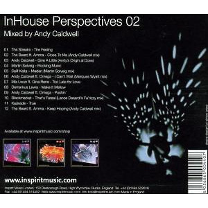 Various - Inhouse Perspectives 2 (Back)