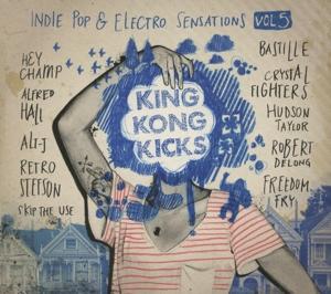 Various - King Kong Kicks Vol.5