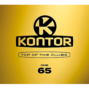 Various - Kontor Top Of The Clubs Vol.65