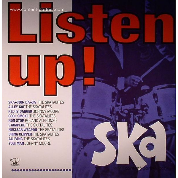 Various - Listen Up! - Ska
