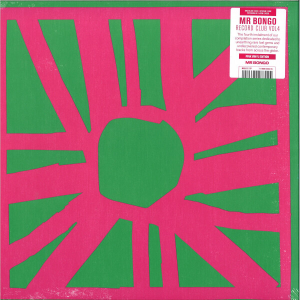 Various - Mr Bongo Record Club Volume Four (Pink Vinyl 2LP)