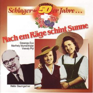 "Various - Nach Em R""ge Schint Sunne"