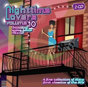 Various - Nighttime Lovers Vol.10