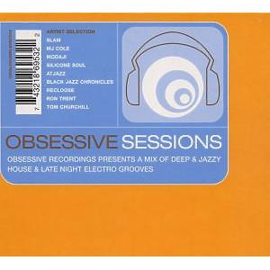 Various - Obsessive Sounds (Back)
