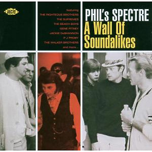 Various - Phil's Spectre-Wall Of Soundalikes