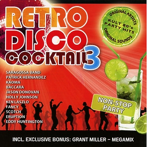 Various - Retro Disco Cocktail 3