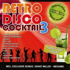 Various - Retro Disco Cocktail 3