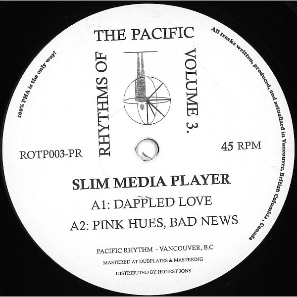 Various - Rhythms Of The Pacific Volume 3