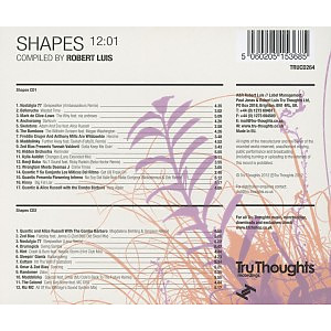 Various - Shapes 12.01 (Back)