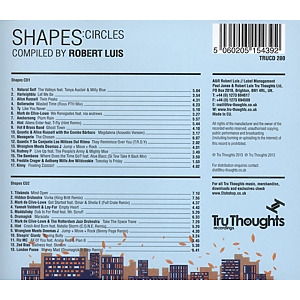Various - Shapes: Circles (Back)