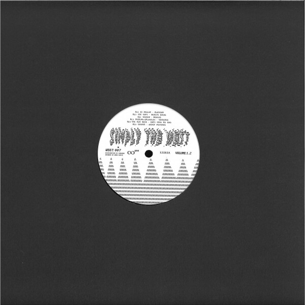 Various - Simply The West Vo. 1.2 (Back)